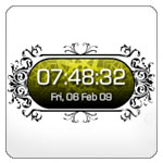 Digital Islamic Clock Widgets Relesead