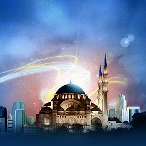 Beautiful Ramadan Wallpapers from ShareIslam