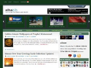 A New Face for Alhabib's Blog