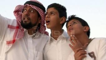 """Abdullah Al-Khudhairi, """"Ahli Rukyatul Hilal"""" Arab Saudi"""