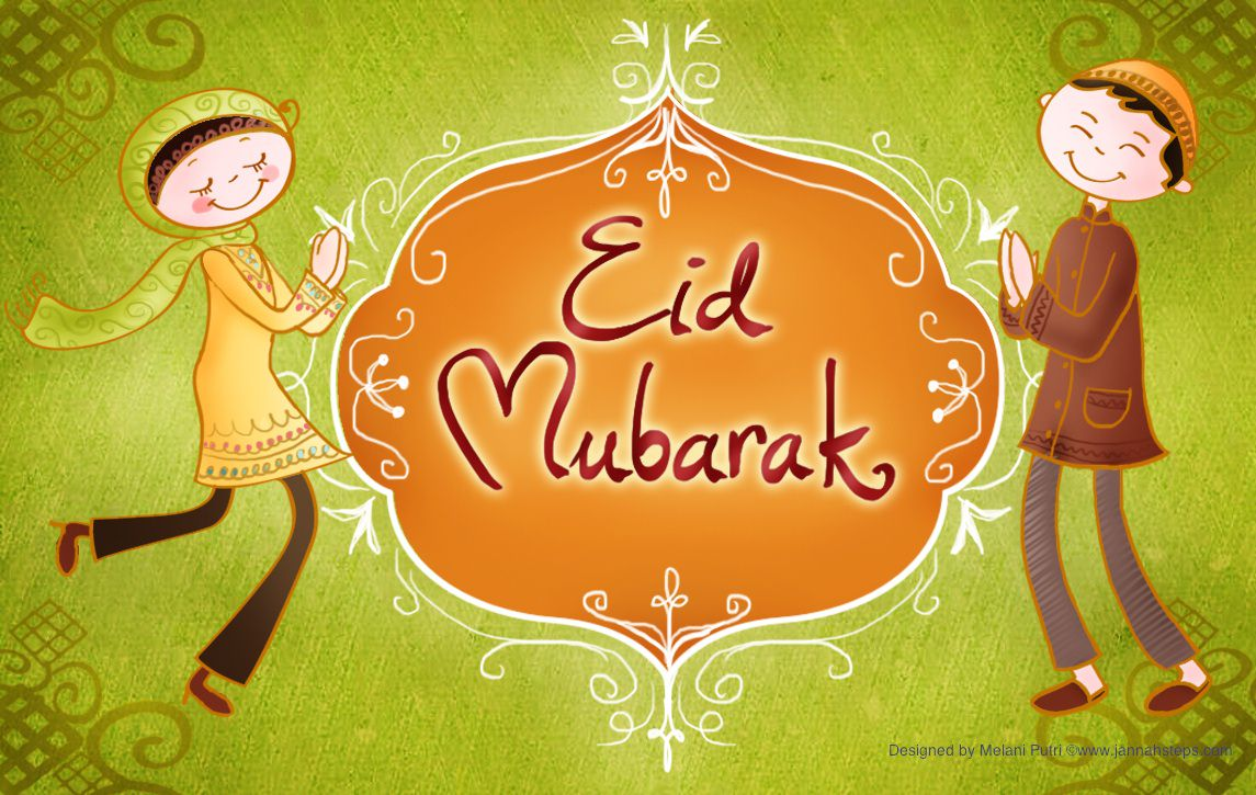 Top Rajab Eid Al-Fitr Greeting - Melanis-Eid-Art-1  Picture_979769 .jpg