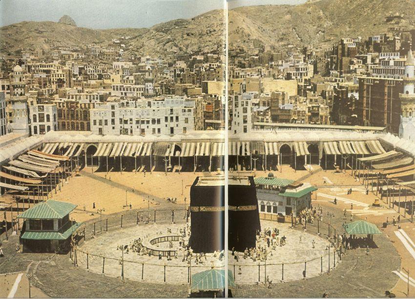 ka'bah-mekah-masa-lalu-foto-tua-masjidil-haram