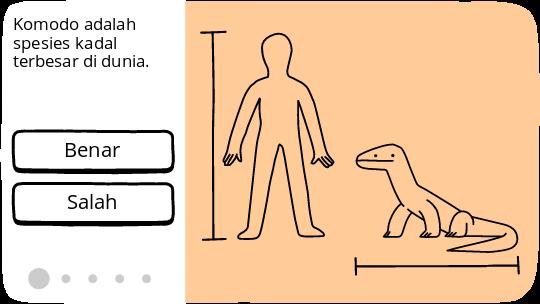 7000 Gambar Sketsa Hewan Komodo Gratis Terbaru