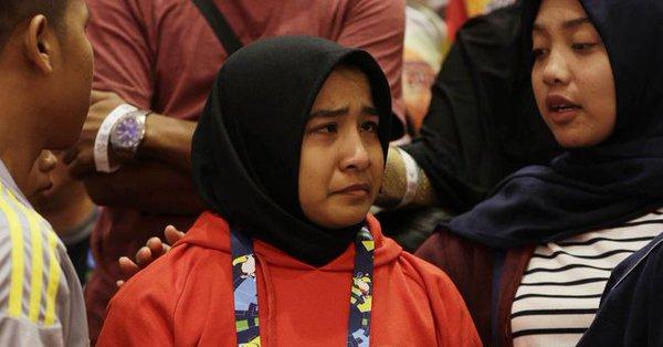 Miftahul Jannah, atlit blind judo Asian Para Games 2018, didiskualifikasi karena bertahan tak mau lepas jilbab untuk bertanding.