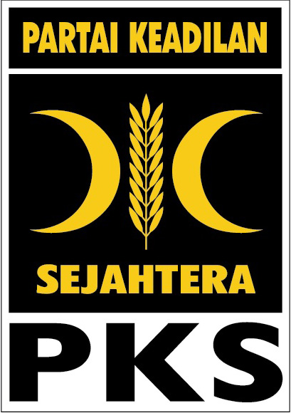 Logo PKS lama - Kotak Kuning Emas